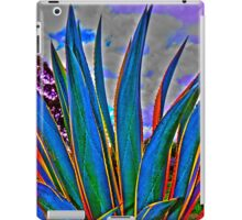 Agave HDR iPad Case/Skin