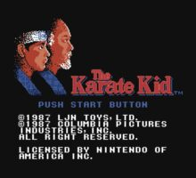 The Karate Kid by Griffin Laking