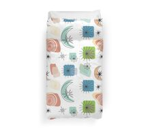 Fifties Fantasy Duvet Cover