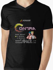 Contra Mens V-Neck T-Shirt