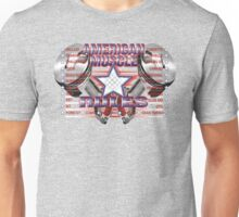 American Muscle Rules Unisex T-Shirt