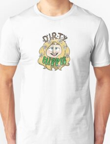 Dirty Hippie #1 Unisex T-Shirt