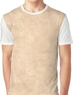 Apricot Illusion Oil Pastel Color Accent Graphic T-Shirt