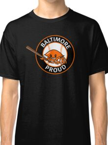 Baltimore Proud Baseball Classic T-Shirt