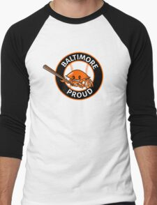 Baltimore Proud Baseball Men's Baseball ¾ T-Shirt