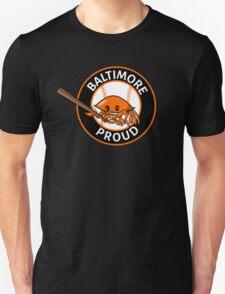 Baltimore Proud Baseball Unisex T-Shirt