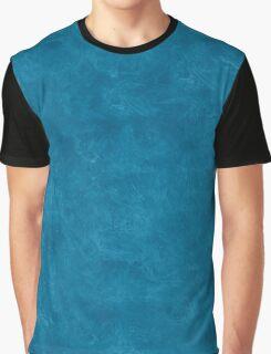 Seaport Oil Pastel Color Accent Graphic T-Shirt