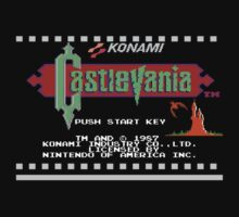 Castlevania by Griffin Laking