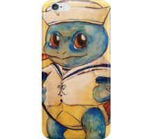 Squirtle the Sailor iPhone Case/Skin