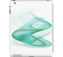 Swirls - Abstract Fractal Artwork iPad Case/Skin