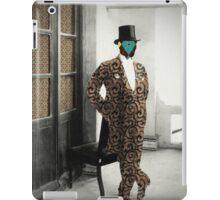 Mr. Fancy Pants Jr. iPad Case/Skin