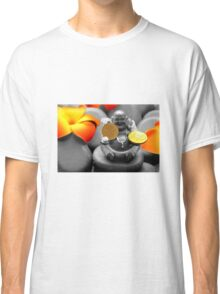 Buddha with coins Classic T-Shirt