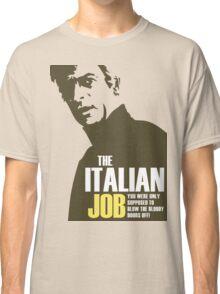 Michael Caine - The Italian Job Classic T-Shirt