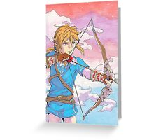 Breath of the Wild Greeting Card