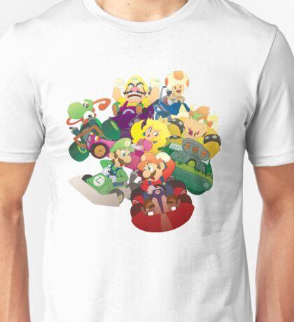 Kart Racers Unisex T-Shirt