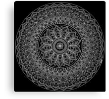 mandala ten Canvas Print