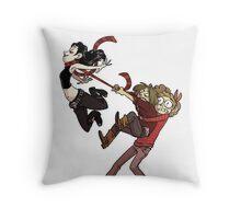 Giant Days - Comic Throw Pillow