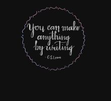 Anything By Writing  Unisex T-Shirt