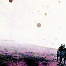 Color Negative Of Dallas And Orbs by PaulCoover
