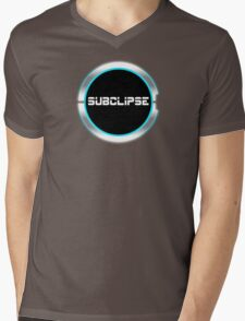 Subclipse Music Mens V-Neck T-Shirt