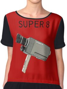 SUPER 8 Chiffon Top