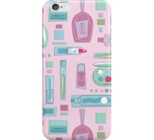 Make up Pattern iPhone Case/Skin