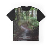 walk on the stones Graphic T-Shirt