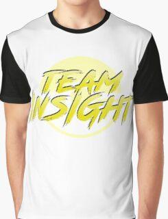Pokemon Go Team Insight Graphic T-Shirt
