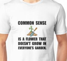 Common Sense Garden Unisex T-Shirt