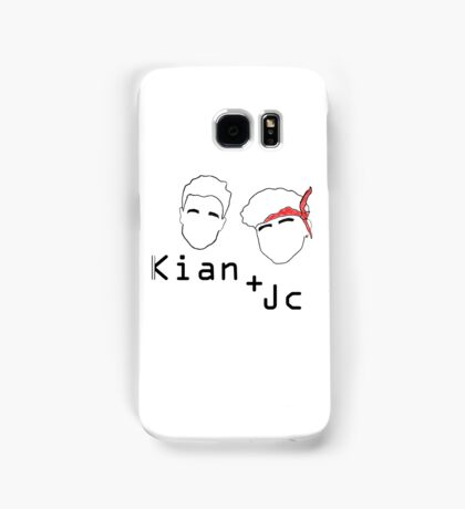Kian and Jc Samsung Galaxy Case/Skin