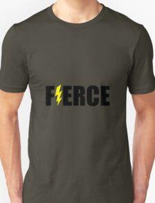 Fierce Lightening Unisex T-Shirt