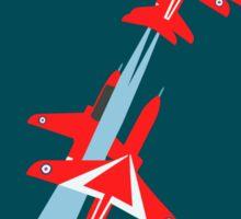 Red Arrows 50th Display Season Sticker