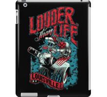 LOUTHER THAN LIFE KY 2016 iPad Case/Skin