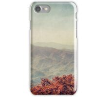 Autumn in North Carolina iPhone Case/Skin