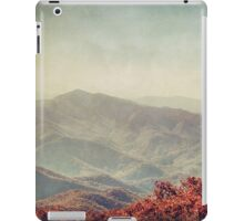 Autumn in North Carolina iPad Case/Skin