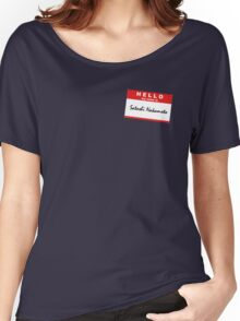 Satoshi Nakamoto Women's Relaxed Fit T-Shirt