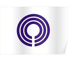 Kawasaki city flag Poster