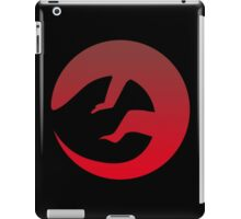 <FAIRY TAIL> Red Lizzard iPad Case/Skin