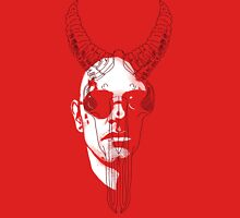 The Devil (red) Unisex T-Shirt