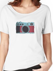 Little Yashica Women's Relaxed Fit T-Shirt