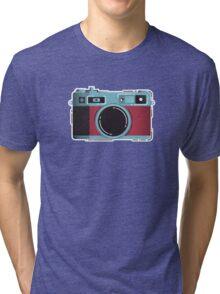 Little Yashica Tri-blend T-Shirt