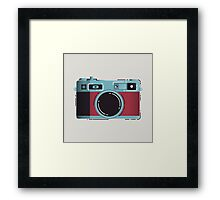 Little Yashica Framed Print