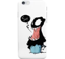 Venom in bucket iPhone Case/Skin