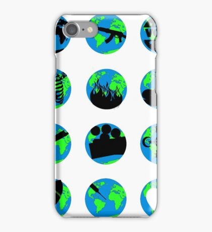 Where is the love ? iPhone Case/Skin