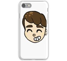 Dan Howell Drawing iPhone Case/Skin