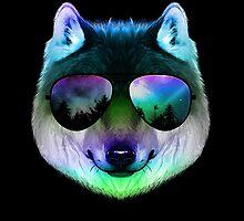 Night Wolf by clingcling