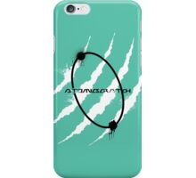 AtomicScratch Logo iPhone/iPad case iPhone Case/Skin