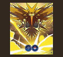 Pokemon GO! - Team Instinct - Zapdos Unisex T-Shirt