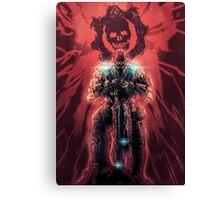 Gears of War Canvas Print