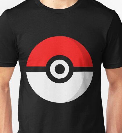 Team Pokeball Unisex T-Shirt